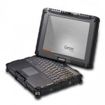 Getac V100 Fully Rugged Convertible Notebook