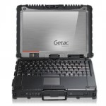 Getac V200 Fully Rugged Convertible Notebook